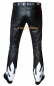 Preview: Design leather trousers (flames-look)