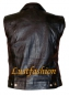 Preview: Leather Shirt Leather Shirt sleeveless in different colors