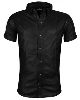 Leather shirt, different colors
