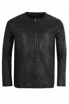 Leather shirt T-shirt in different colors - Kopie