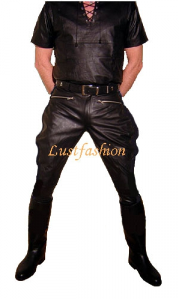 Leather Breeches in different colors