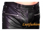 Lace up Leather Pants in different colors