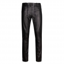 Leather pants carpenter Style pants in different colors