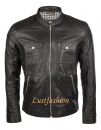Design leather jacket in different colors